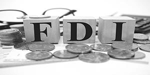 FDI into Cyprus
