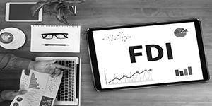 FDI through Cyprus